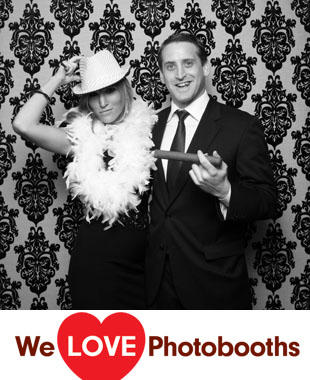 CT Photo Booth Image from The Inn at Longshore in Westport, CT