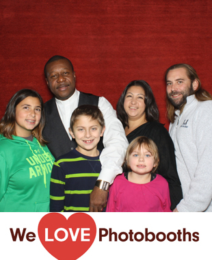 NY Photo Booth Image from Saint Gerard Majella Church  in Port Jefferson S, NY