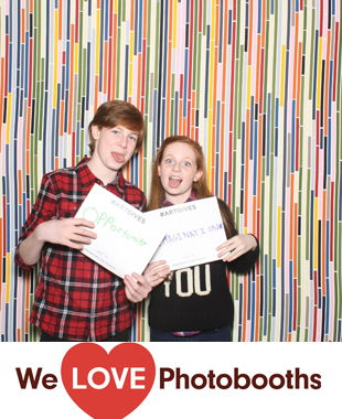 NY Photo Booth Image from ArtBeam in New York, NY