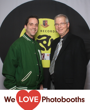 The Waterside Restaurant Photo Booth Image