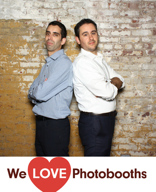 NY Photo Booth Image from ​The Greenpoint Loft in Brooklyn, NY
