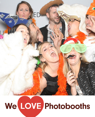 NY Photo Booth Image from Parlor New York in NY, NY, NY
