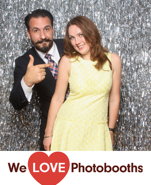 NY  Photo Booth Image from Manhattan Penthouse in New York, NY