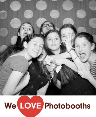 The Andaz Hotel Photo Booth Image