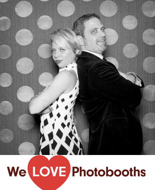 NY Photo Booth Image from The Andaz Hotel in New York, NY