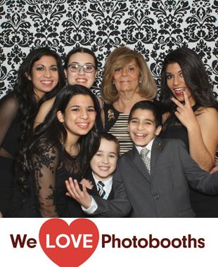 NY  Photo Booth Image from Hilton Garden Inn in Staten Island, NY