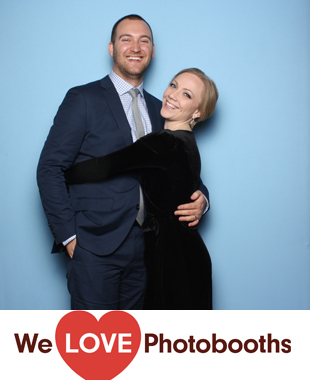 Gotham Hall Photo Booth Image