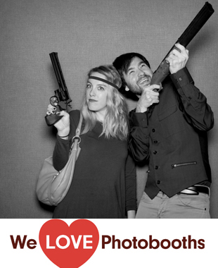 Square Design Inc. Photo Booth Image