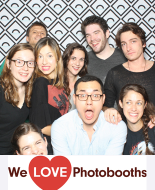 NY Photo Booth Image from W New York Union Square in New York, NY