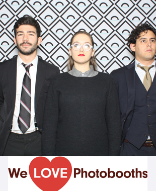 W New York Union Square Photo Booth Image