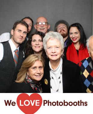 NY  Photo Booth Image from The Bay Ridge Manor in Brooklyn , NY
