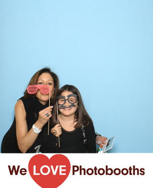NY Photo Booth Image from Lincoln Center: Avery Hall in New York, NY