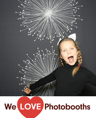 Institute for Advanced Study Photo Booth Image