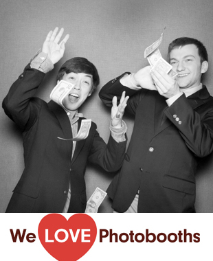 CT  Photo Booth Image from Union League Café in New Haven, CT