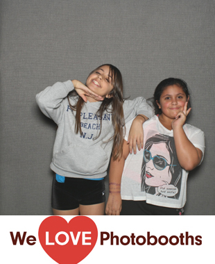 NJ  Photo Booth Image from Shields Gymnastics in Flemington, NJ