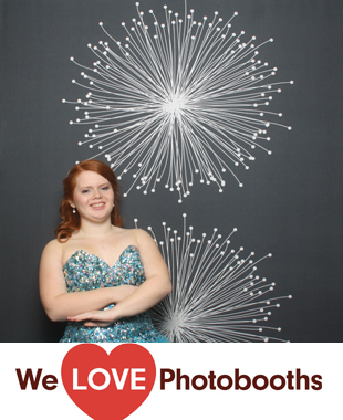 NJ Photo Booth Image from Three Bridges Fire House in Three Bridges, NJ