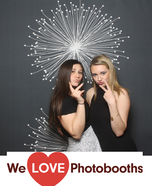 Three Bridges Fire House Photo Booth Image