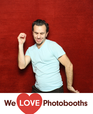 New York  Photo Booth Image from Dardo Galletto Studios in New York, New York