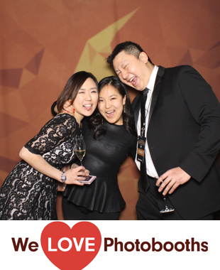Hudson Theater Photo Booth Image