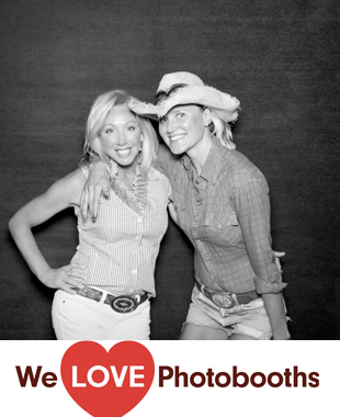 Ct Photo Booth Image from Private Residence in Weston, Ct