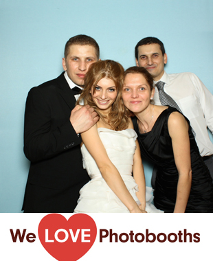 NY Photo Booth Image from Elite palace in woodside, NY