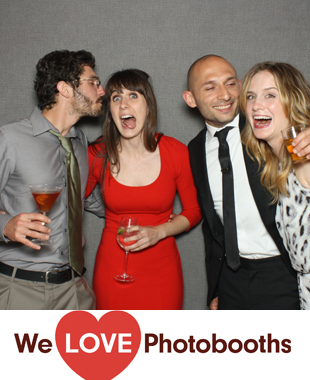 NY  Photo Booth Image from 404 NYC in New York, NY