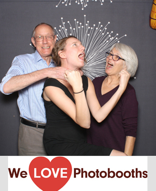 New Jersey Photo Booth Image from Private Residence in Ringoes, New Jersey