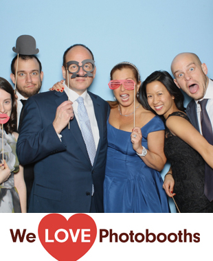 NY Photo Booth Image from 583 Park Avenue in New York, NY