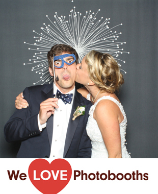 NJ Photo Booth Image from Bayhead Yacht Club in Bay Head, NJ