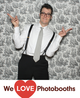 The Liberty Warehouse Photo Booth Image