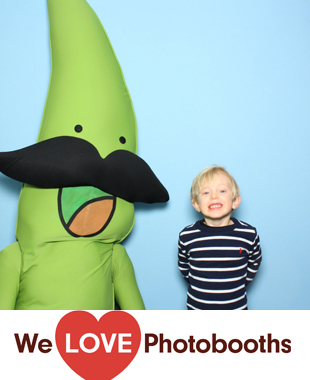 NY Photo Booth Image from Temple Israel in New York, NY