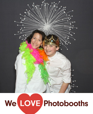 Backstage Sports Bar and Grill Photo Booth Image