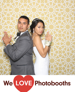 Chateau La Mer Photo Booth Image