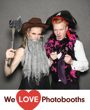 River Club at the Manayunk Brewery Photo Booth Image