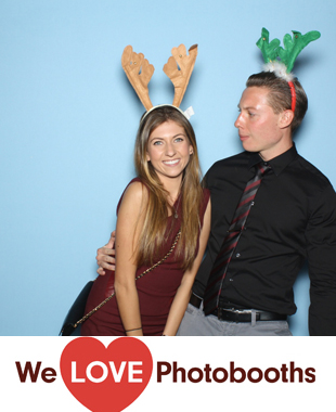 NY Photo Booth Image from Talon Air in Farmingdale, NY