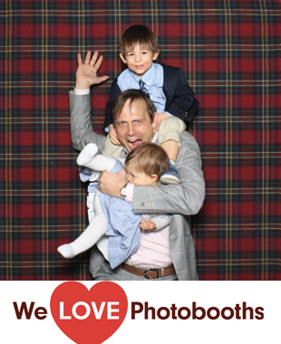 New York Photo Booth Image from White Street in New York, New York