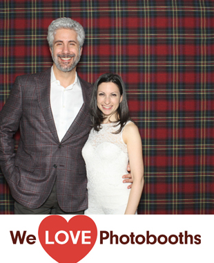 White Street Photo Booth Image