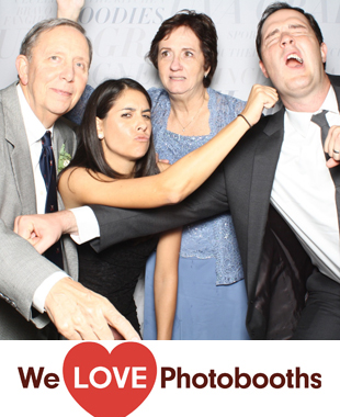 Jasna Polana Country Club Photo Booth Image