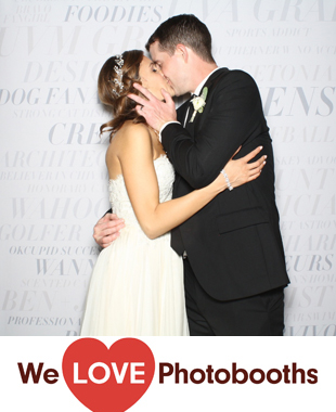 NJ Photo Booth Image from Jasna Polana Country Club in  Princeton, NJ
