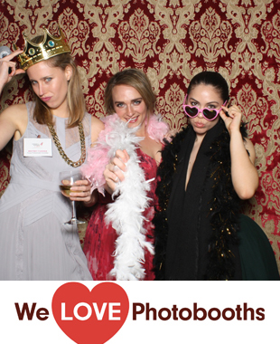 The Bryant Park Grill Photo Booth Image