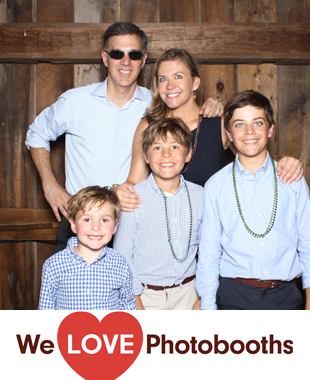 CT Photo Booth Image from Private Residence in Washington, CT