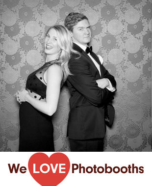 NY Photo Booth Image from The Yale Club in New York, NY