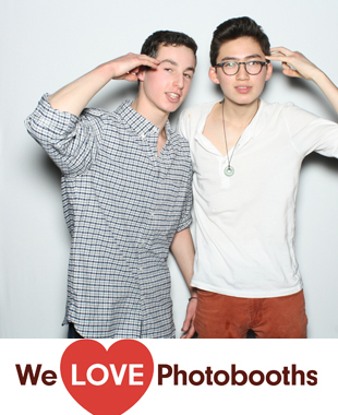 NY Photo Booth Image from Slate NYC in New York, NY