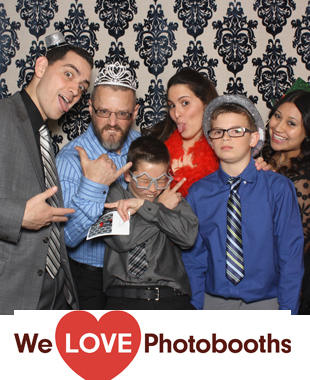 Crest Hollow Country Club Photo Booth Image