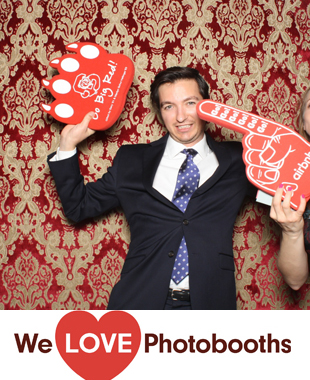 de Seversky Mansion Photo Booth Image