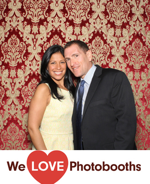 NY  Photo Booth Image from de Seversky Mansion in Old Westbury, NY
