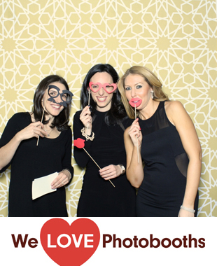 NY Photo Booth Image from Fifth Avenue Synagogue- Creative Playschool  in NY, NY