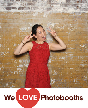 NY  Photo Booth Image from The Greenpoint Loft in Brooklyn , NY