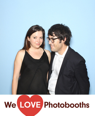 NY Photo Booth Image from Pioneer Works in Brooklyn, NY