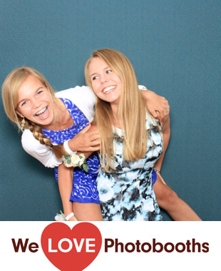 NJ Photo Booth Image from Private Residence in Spring Lake, NJ